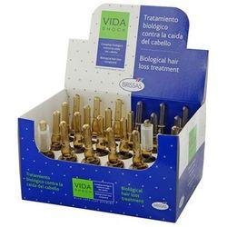 VIDA SHOCK 24x10ml Ampułki przeciw wypadaniu włosów biologiczna kuracja