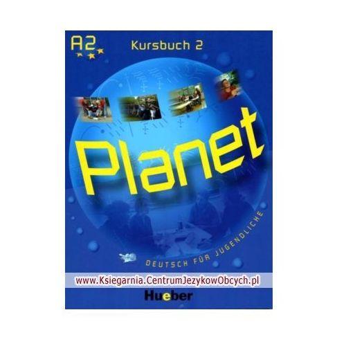 Książki do nauki języka, Planet 2 Edycja Niemiecka Podręcznik (opr. miękka)