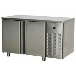 Stół mroźniczy dwudrzwiowy | -18°C/-24°C | 500W | 1380x700x(H)850mm