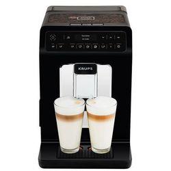 Ekspres KRUPS Evidence EA8908 Czarny + Zamów z DOSTAWĄ W PONIEDZIAŁEK! + Otrzymaj nawet do 4kg kawy! + DARMOWY TRANSPORT!