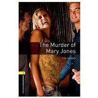Książki do nauki języka, Oxford Bookworms Library: Level 1:: The Murder of Mary Jones audio CD pack
