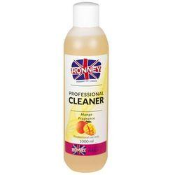 Ronney CLEANER Odtłuszczacz do paznokci - mango (1000 ml)