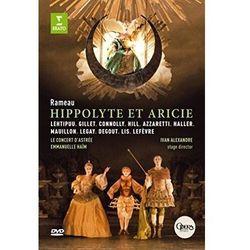 RAMEAU: HIPPOLYTE ET ARICIE - Haim, Emmanuelle, Concert D'astre (Płyta DVD)