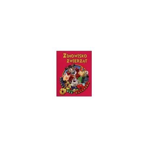 Książki dla dzieci, Zimowisko zwierząt. Bajka dla maluszka (opr. broszurowa)