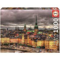 Puzzle, Puzzle 1000 elementów, Views of Stockholm