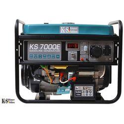 K&S Agregat prądotwórczy KS 7000E 5,5kW 13KM