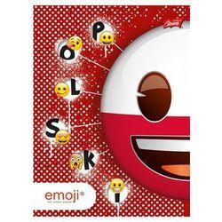 Zeszyt A5 w linie 60 kartek Emoji Polski