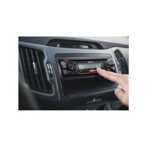 Radioodtwarzacze samochodowe, Sony CDX-G1200