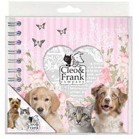 Notesy, Pamiętnik spiralny Cleo i Frank