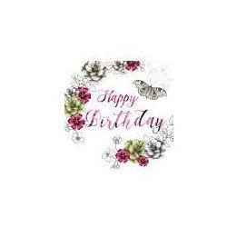 Karnet Swarovski Urodziny CL1404 - ROSSI OD 24,99zł DARMOWA DOSTAWA KIOSK RUCHU