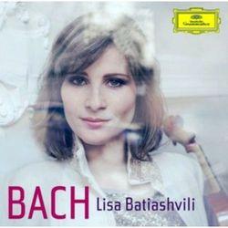 BACH - Lisa Batiashvili (Płyta CD)