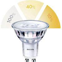 Żarówki LED, Żarówka LED GU10 SSW 1,5W/3,5W/5W (50W) 3 tryby świecenia WW 36D RF ND 1BC/6 2200K - 2700K LSceneSwitch 345lm 929001346001