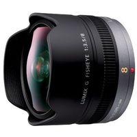 Obiektywy fotograficzne, Panasonic LUMIX G 8 mm f/3,5 FISHEYE