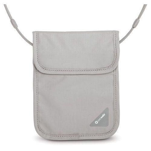 Paszportówki, Paszportówka sekretna Pacsafe Coversafe X75 - Szary