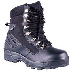 Outdoorowe i motocyklowe buty W-TEC Viper WP, Ciemny brązowy, 46