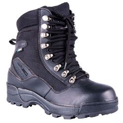 Outdoorowe i motocyklowe buty W-TEC Viper WP, Ciemny brązowy, 40