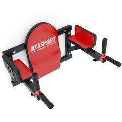 Poręcz treningowa do ćwiczeń mięśni brzucha ścienna wyprofilowana KSH005/SK