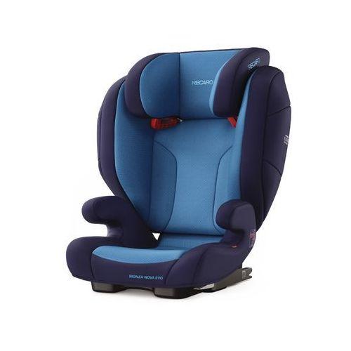 Foteliki grupa II i III, Recaro fotelik Monza Nova Evo SF Xenon Blue - BEZPŁATNY ODBIÓR: WROCŁAW!