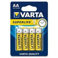 Akumulatorki, Varta Superlife 4 AA 2006 (2006101414) Szybka dostawa! Darmowy odbiór w 21 miastach!