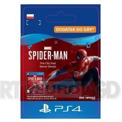 Marvel's Spider-Man: The City that Never Sleeps DLC [kod aktywacyjny]