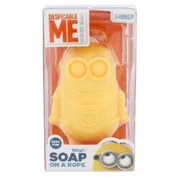 Despicable Me Minion Soap On A Rope mydło na sznurku 180g