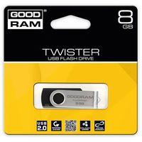 Flashdrive, UTS2 Twister 8GB Black