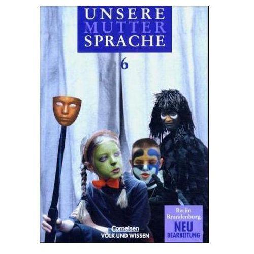 Pozostałe książki, Sprachbuch, Klasse 6