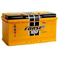 Akumulatory samochodowe, Akumulator FORSE 100Ah/850A wysoki