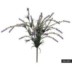 SELSEY Sztuczny kwiat Ilmur Lawenda 40 cm