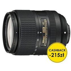 Obiektyw Nikon 18-300 mm f/3.5-5.6G ED DX VR JAA812DA Darmowy odbiór w 21 miastach!