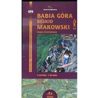 Mapy i atlasy turystyczne, Babia Góra Beskid Makowski Mapa turystyczna - Wysyłka od 3,99 - porównuj ceny z wysyłką (opr. broszurowa)
