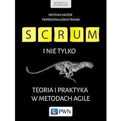 Scrum i nie tylko. Teoria i praktyka w metodach Agile - Dostawa 0 zł (opr. miękka)