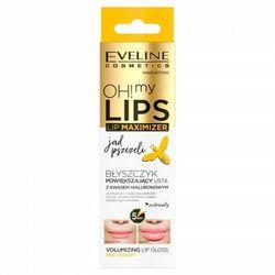 Eveline Oh! My Lips Błyszczyk Powiększający Usta Jad Pszczeli