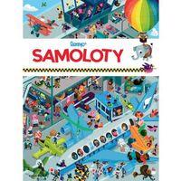 Książki dla dzieci, Samoloty - Wysyłka od 3,99 (opr. kartonowa)