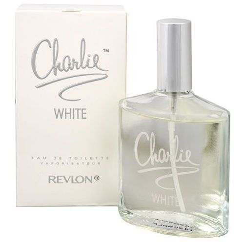 Wody toaletowe damskie, Revlon Charlie White Woman 100ml EdT