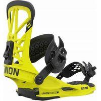 Wiązania snowboardowe, wiązania UNION - Flite Pro Hazard Yellow (HAZARD YELLOW) rozmiar: M