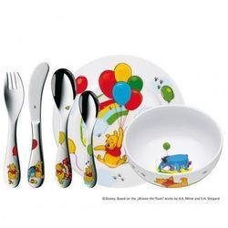 WMF - Zestaw dla dzieci 6 el. Kubuś Puchatek 1283509964