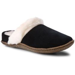 Kapcie SOREL - Nakiska Slide II NL3082 Black/Natural 010