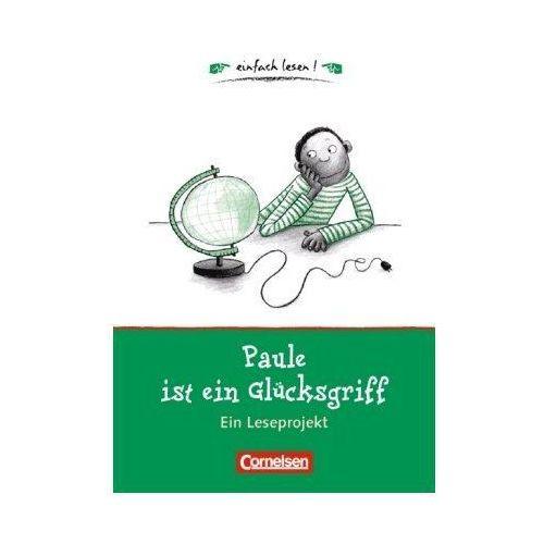 Książki do nauki języka, Paule ist ein Glucksgriff (opr. miękka)