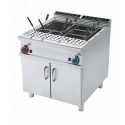 Urządzenie do gotowania makaronu gazowe | 80L | 31500W | 800x900x(H)900mm