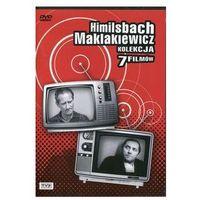 Filmy polskie, Himilsbach Maklakiewicz Kolekcja 7 filmów. Darmowy odbiór w niemal 100 księgarniach!