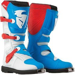 THOR BUTY OFFROAD BLITZ S5 RED/BLUE =$