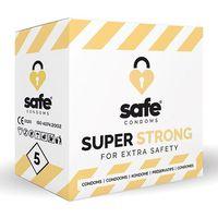 Prezerwatywy, Prezerwatywy wzmocnione - Safe Strong Condoms 5 szt