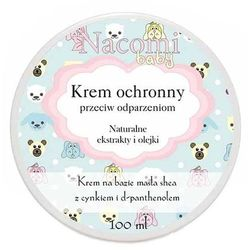 Nacomi - Krem ochronny przeciw odparzeniom dla dzieci