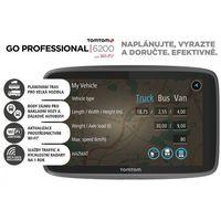 Nawigacja samochodowa, TomTom GO Professional 6200