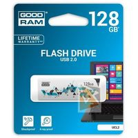 Flashdrive, Pendrive GoodRam 128GB USB 2.0 UCL2-1280W0R11