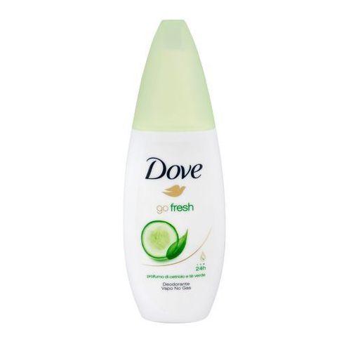 Dezodoranty damskie, Dove Go Fresh Cucumber 24h dezodorant 75 ml dla kobiet