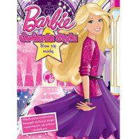 Książki dla dzieci, Barbie™. Gwiazda Stylu (opr. miękka)