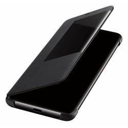 Huawei Smart View Flip Cover pokrowiec etui z klapką typu Smart Huawei Mate 20 Pro czarny (51992696)