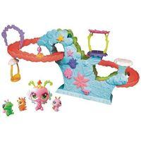 Zjeżdżalnie, Littlest Pet Shop Podniebne Wróżki Zestaw Rollercoaster 99941